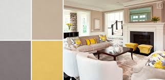 yellow walls in living room beautiful cherry bomb ruby red sofas