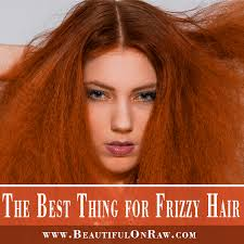 frizzy aged hair the best thing for frizzy hair beautiful on raw