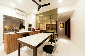 Kitchen Design Island 14 Kitchen Island Designs That Fit Singapore Homes Lookboxliving