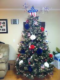 4th of july tree us 4th of july