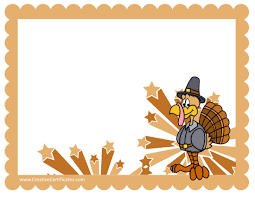 thanksgiving cliparts borders cliparts zone