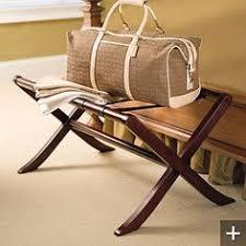Panama Foldaway Luggage Rack Wood Matthiessen Luggage Rack Seat Pinterest Luggage Rack