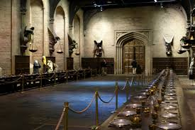 Hogwarts Dining Hall by Explore The Warner Brothers Making Of Harry Potter Studio Tour