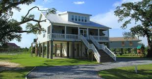 Coastal House Designs Raised Coastal House Plans Latavia