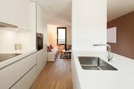 parquet cuisine parquet cuisine avec cuisine avec parquet idees et cuisine en u avec