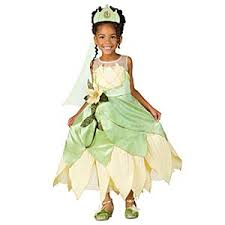 Disney Store Deluxe Princess And The Frog Tiana Wedding Gown Dress Princess And The Frog Princess