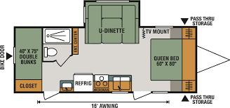 100 camp trailer floor plans avion travelcade club travel