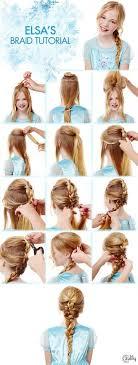 freeze braids hairstyles the 25 best frozen hairstyles ideas on pinterest elsa hairstyle