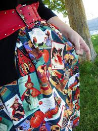 Joanns Halloween Fabric Fatshion On A Budget October 2012