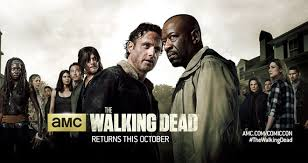 The Walking Dead Season 6 - 2015