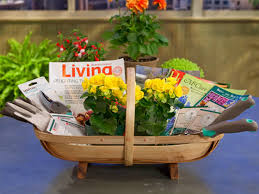 gardening gift basket garden club