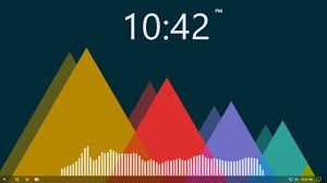 minimalistic windows 10 looking like linux because minimalistic desktops are