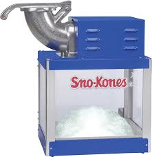 snow cone rental snow cone machine rental new york party concession rentals