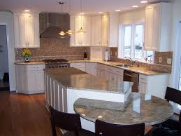 space for kitchen island small space kitchen decor with dining table attached to kitchen