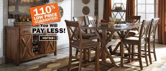 rent to own dining room sets shop turner u0027s budget furniture in moutrie valdosta albany