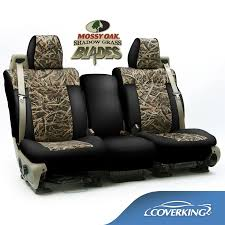 skanda neosupreme mossy oak custom seat cover shadow grass blades