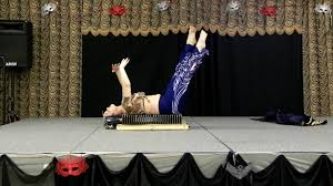 sabrina bellydancer bed of nails dance at cairo caravan youtube