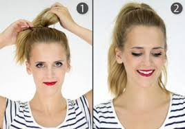 Hochsteckfrisuren Anleitung Schritt F Schritt by Haare Styles 14 Einfache Schritt Für Schritt Anleitungen Für Die