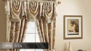 luxury window treatments from croscill youtube