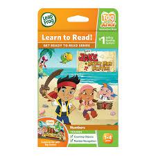 amazon com leapfrog leapreader junior book disney u0027s jake and the