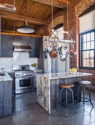 room envy a kitchen in cotton mill lofts marries modern