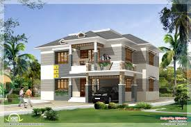 style home plan elevation kerala design floor plans building