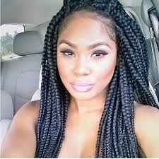 how many packs of hair for box braids 153 best braids images on pinterest braid styles cornrow and