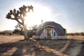 dome in the desert in joshua tree get 25 credit with airbnb if