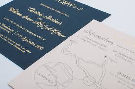 introducing rose press stationery save the date