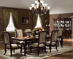 Formal Dining Room Curtain Ideas Dining Room Drapes Ideas Formal Curtains Wide Width Blackout