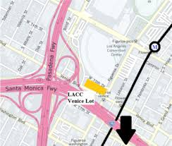 Usc Parking Map Parking Information For Thursday Game Usc Game Day On Campus
