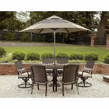 Lazy Boy Wicker Patio Furniture by La Z Boy Outdoor Mckenna 7pc Dining Set Shop Your Way Online