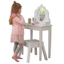 kidkraft medium vanity u0026 stool kidkraft toys