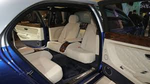 bentley limo bentley mulsanne grand limousine mulliner stretches in geneva
