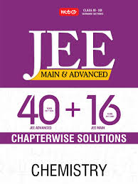 40 16 years chapterwise solutions chem for jee adv main