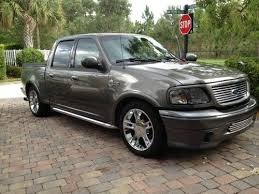 2002 ford f150 4 door sell used 2002 ford f 150 harley davidson edition crew cab