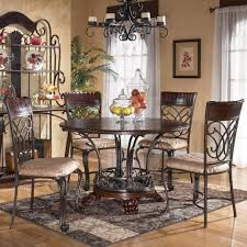 ashley furniture kitchen table mestler 7piece table set with
