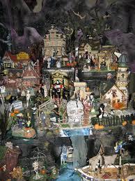 Halloween Village Decorations by 211 Best Department 56 Displays Images On Pinterest Halloween
