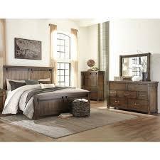 ashley king bedroom sets ashley lakeleigh panel king bedroom set weekends only furniture