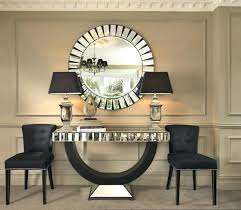 Foyer Console Table And Mirror Console Table And Mirror Entryway Foyer Console Table Mirror Set