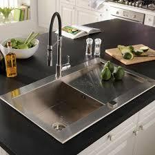 lavabo de cuisine les 25 meilleures idées de la catégorie evier en inox sur