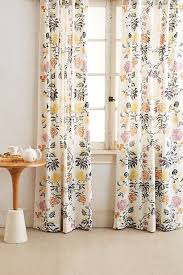 kalei curtain anthropologie dining room our new home ideas