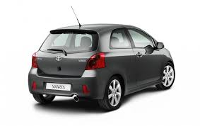 toyota mini cars toyota yaris 3 door hatchback 2005 2009 reviews technical data