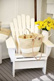 How To Paint Furniture White by How To Paint French Market Baskets Life By The Sea Life By The Sea