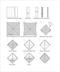 How To Make A Box With Paper - paper box template 9 free sle exle format