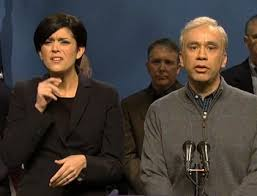 snl u0027 opening skit puts sign language interpreter front u0026 center