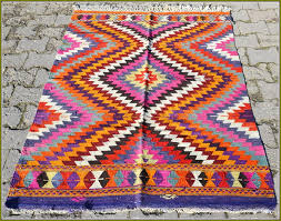 Flat Woven Rugs Flat Woven Cotton Rug Home Design Ideas