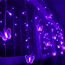 Purple Butterfly Christmas Decorations by Blow Your Friends Away With These Awesome Party Tent Lighting