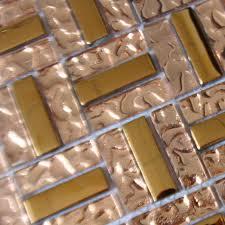 Metal Kitchen Backsplash Tiles Rustic Backsplash Peel And Stick Vinyl Tile Backsplash Lowes