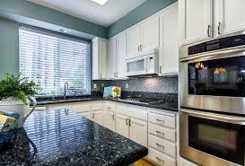 paint ideas for kitchen with blue countertops fascinating blue granite countertops in modern and handsome
